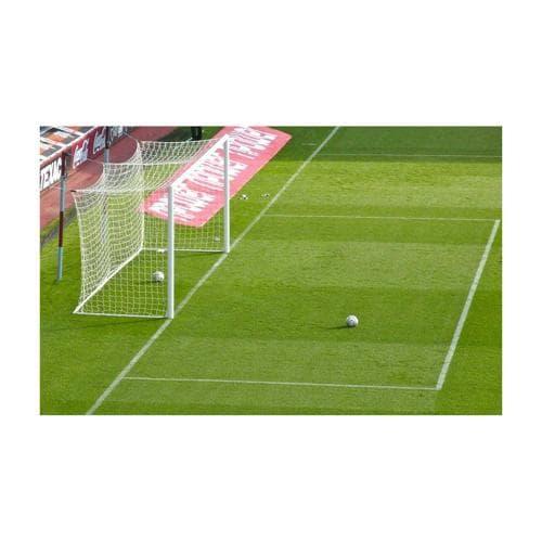 Filet de foot de stades 4mm couleur Blanc (l'unité)