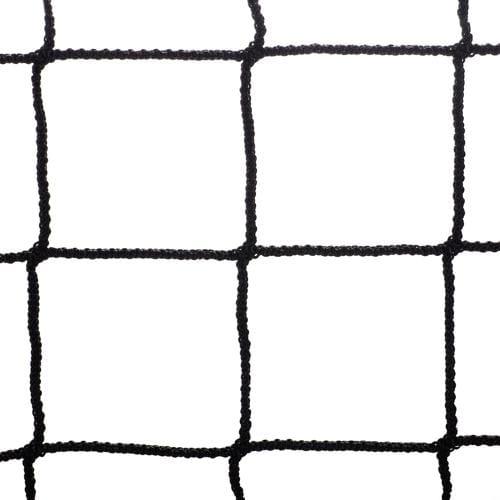 Filet de handball et beach handball 4 mm - Noir