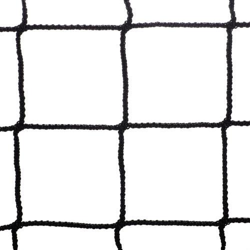 Filet de handball et beach handball 4 mm - Noir Powershot