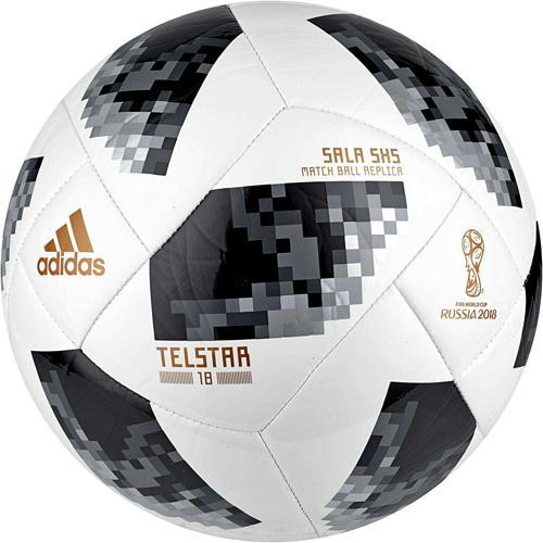 Ballon Futsal Sala Telstar Coupe du monde 2018 ADIDAS