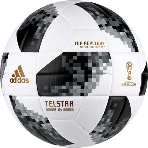 Ballon T. 5 Top Replica Telstar Coupe du Monde 2018 ADIDAS