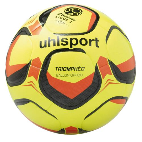 Ballon T.5 Pro Ligue 2 Official Matchball Triomphéo