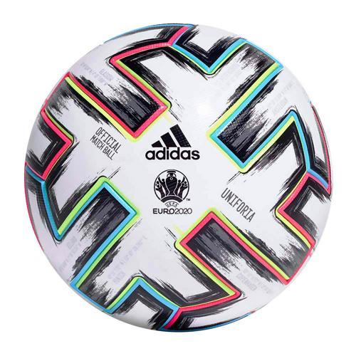 Ballon foot officiel Euro 2020 - adidas - matchball uniforia taille 5