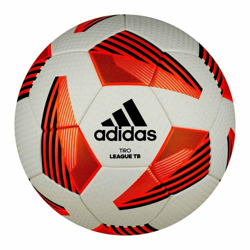 Ballon foot - adidas - Tiro League TB taille 5 orange