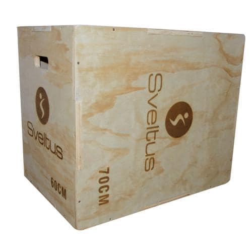 Plyo box en bois
