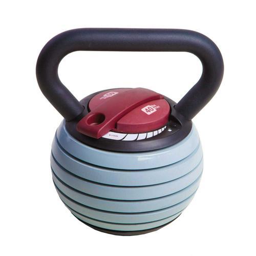 Kettlebell ajustable - 1kg à 18kg