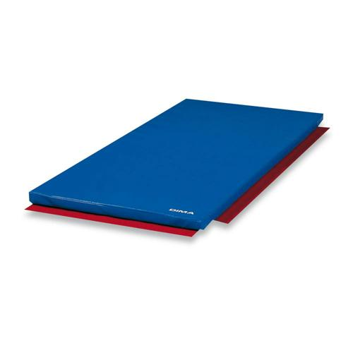 Tapis de gymnastique solidaire EPS DIMA associatif houssé 200x150x5cm