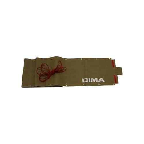 Revêtement de poutre cuir synthétique 5m - Dimasport