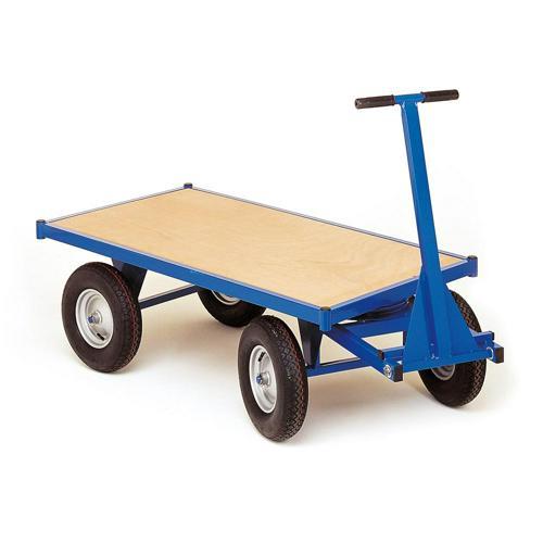 Chariot de transport spécial charge lourde 1500 kg