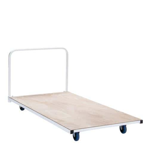 Chariot transport de tapis Pro