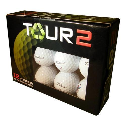 Balles de golf Titleist - lot de 12