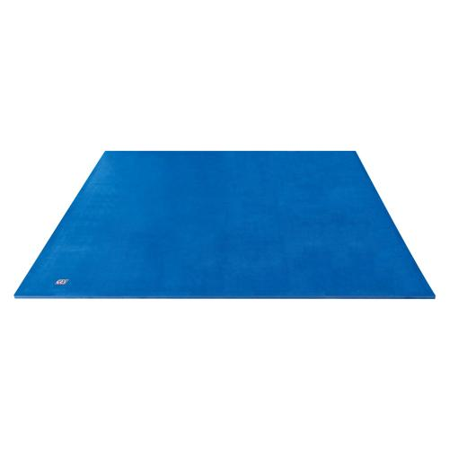 Praticable de gymnastique GES revêtement moquette