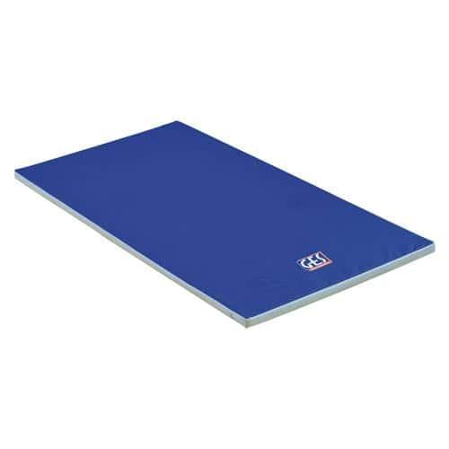 Tapis de gymnastique GES - houssé 200 x 100 cm