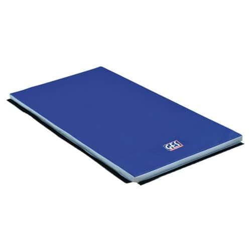 Tapis de gymnastique GES associatif houssé 200 x 100 x 3 cm