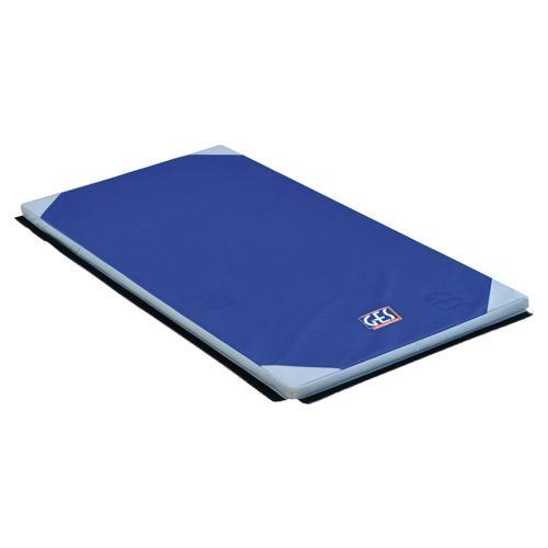 Tapis de gymnastique GES associatif houssé 200 x 100 x 4 cm