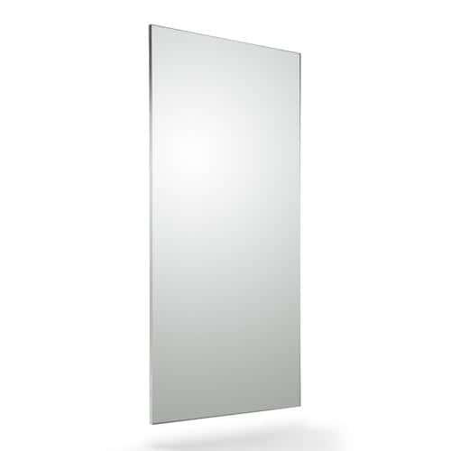 Miroir de Danse mural  2m x 1m avec profil en aluminium