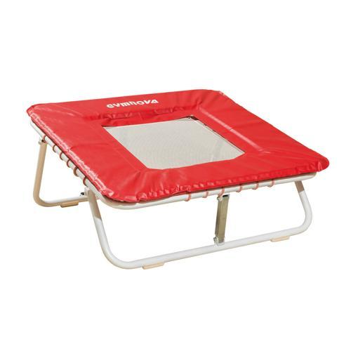 Mini-trampoline à sandows Gymnova