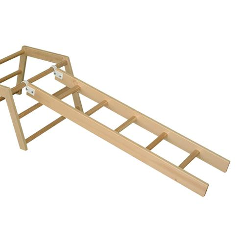 Echelle à grimper en bois