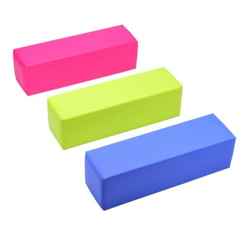 Lot de 3 blocs de mousse GES de 3 densités différentes