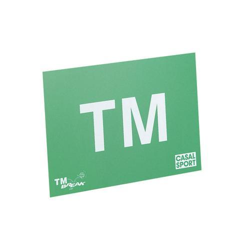 Plaque TM Break