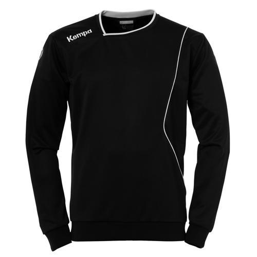 Sweat Kempa Curve Training Top Noir/Blanc