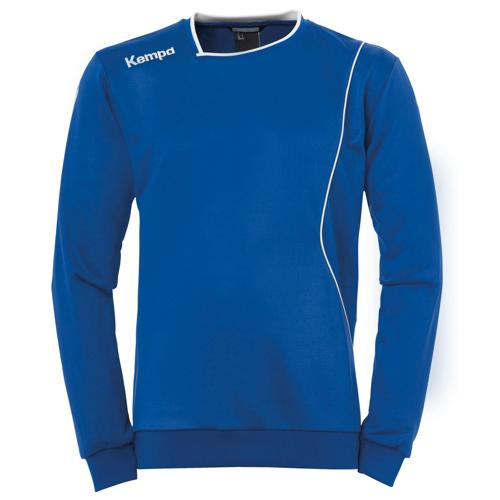 Sweat Kempa Curve Training Top Royal/Blanc