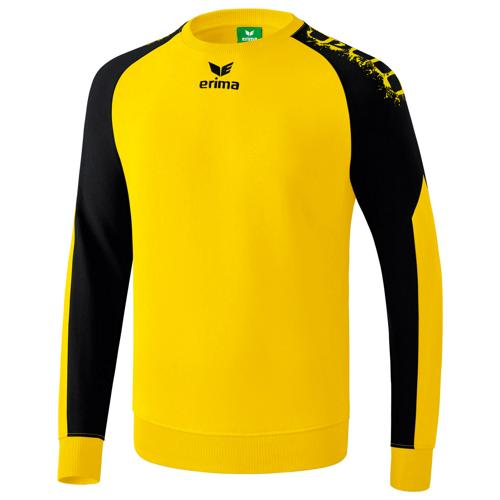 Sweat de gardien Erima 5 cubes graffic Jaune