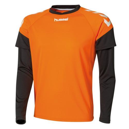 Maillot Hummel GK Chevrons Orange/Noir