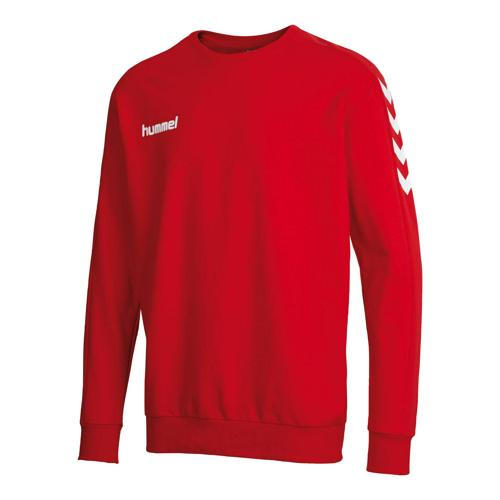 Sweat gardien Classic rouge HUMMEL