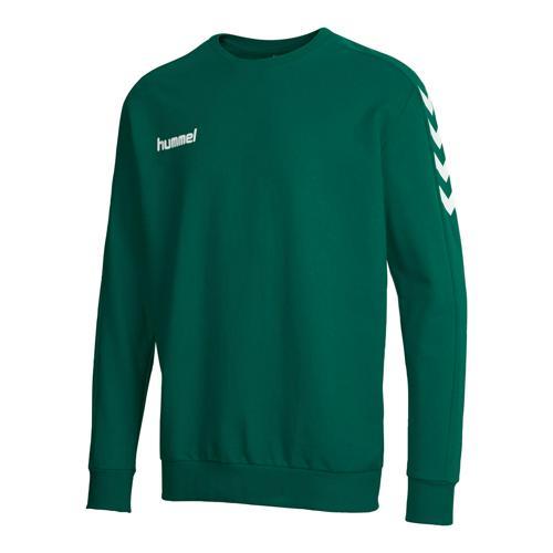 Sweat gardien Classic vert HUMMEL