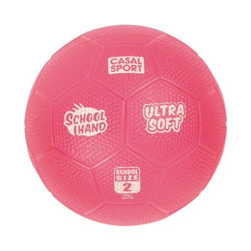 Ballon de handball SCHOOL PVC ULTRASOFT