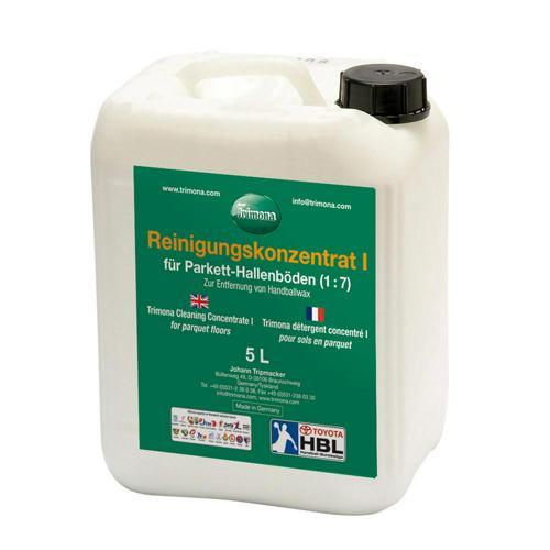 Nettoyant pour sol en parquet TRIMONA - Bidon de 5 litres