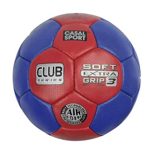 Ballon hand - Casal Sport soft extra grip taille 3