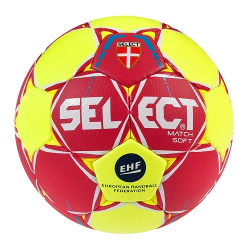 Ballon hand - Select - match soft taille 2