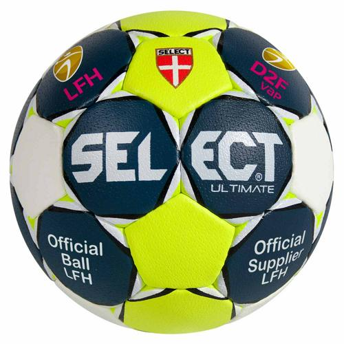 Ballon de handball Select LFH Official - Taille 2