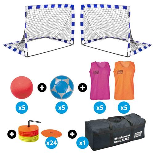 Pack Baby-Hand Casal Sport First mini-buts