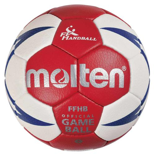 Ballon de handball Molten Official FFHB Game Ball