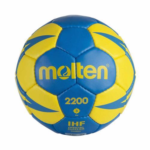 Ballon hand - Molten - HX2200 IHF replica taille 1