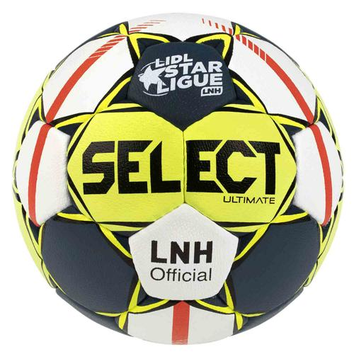 Ballon T.3 Official Matchball LNH orange