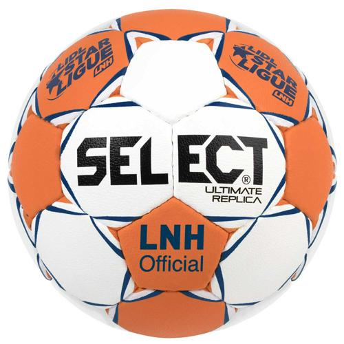 Ballon hand - Select - réplica ultimate LNH 2018/19 taille 3