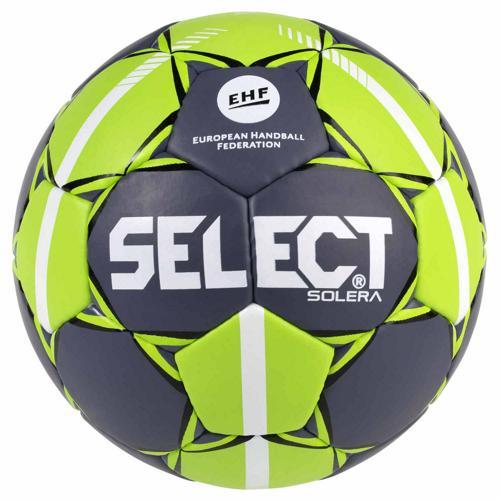 Ballon hand - Select - solera taille 1 vert