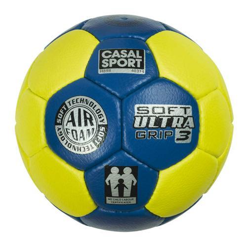 Ballon de Handball Casal Sport Soft Ultra Grip 2 tailles