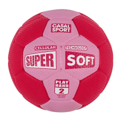 Ballon de handball SCHOOL CELLULAR SUPERSOFT