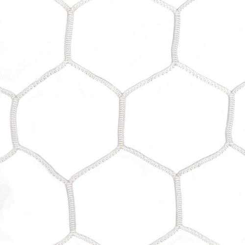 Filet pour buts de handball GES 4 mm maille hexagonale