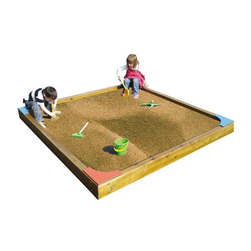 Bac à sable 2 longueurs