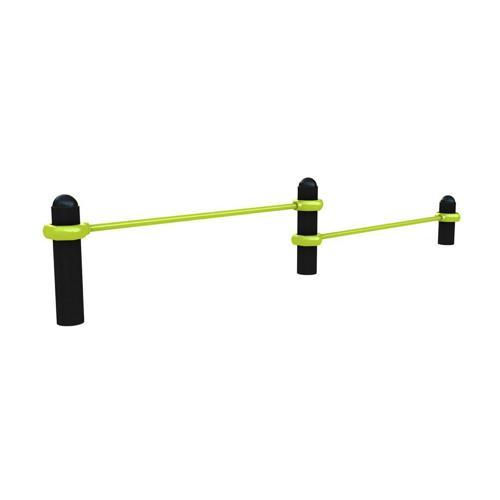 Barres de pompes de street workout