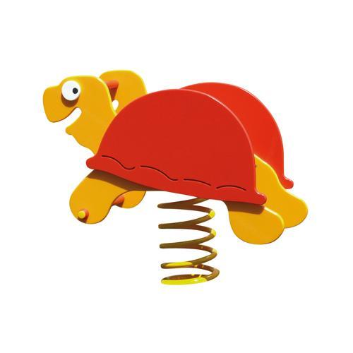 Jeu sur ressort tortue - 1 place