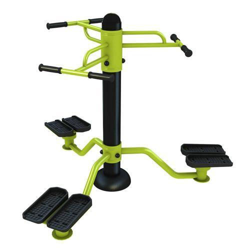Triple twister fitness extérieur