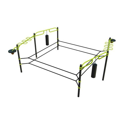 Fight Club Ring Equipé outdoor - Freetness