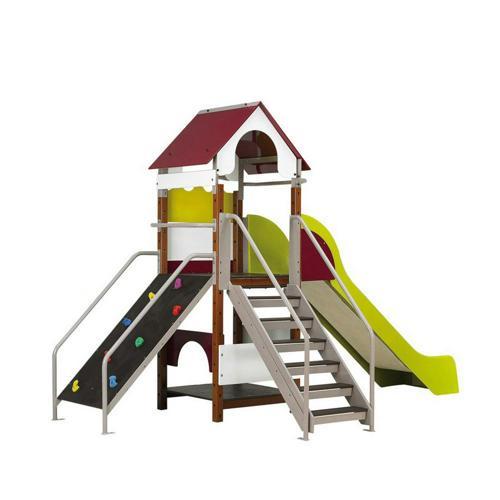 Structure de jeu pour enfants : le châtelet